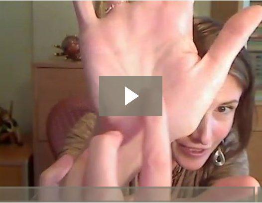 [Baeth's VIDEO Tip] energy leak in the hands?
